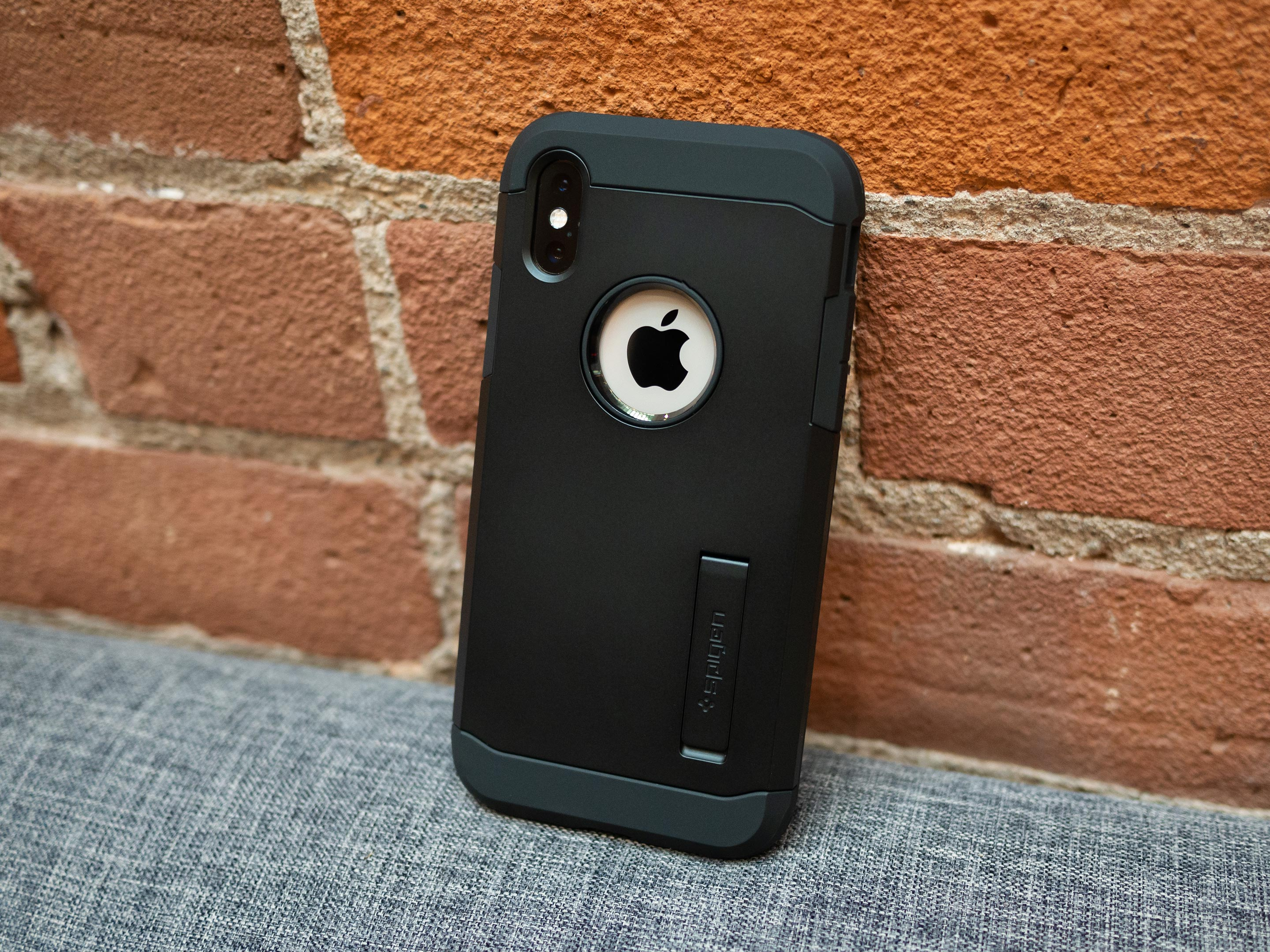 Spigen's iPhone XS Touch Armor XP Case