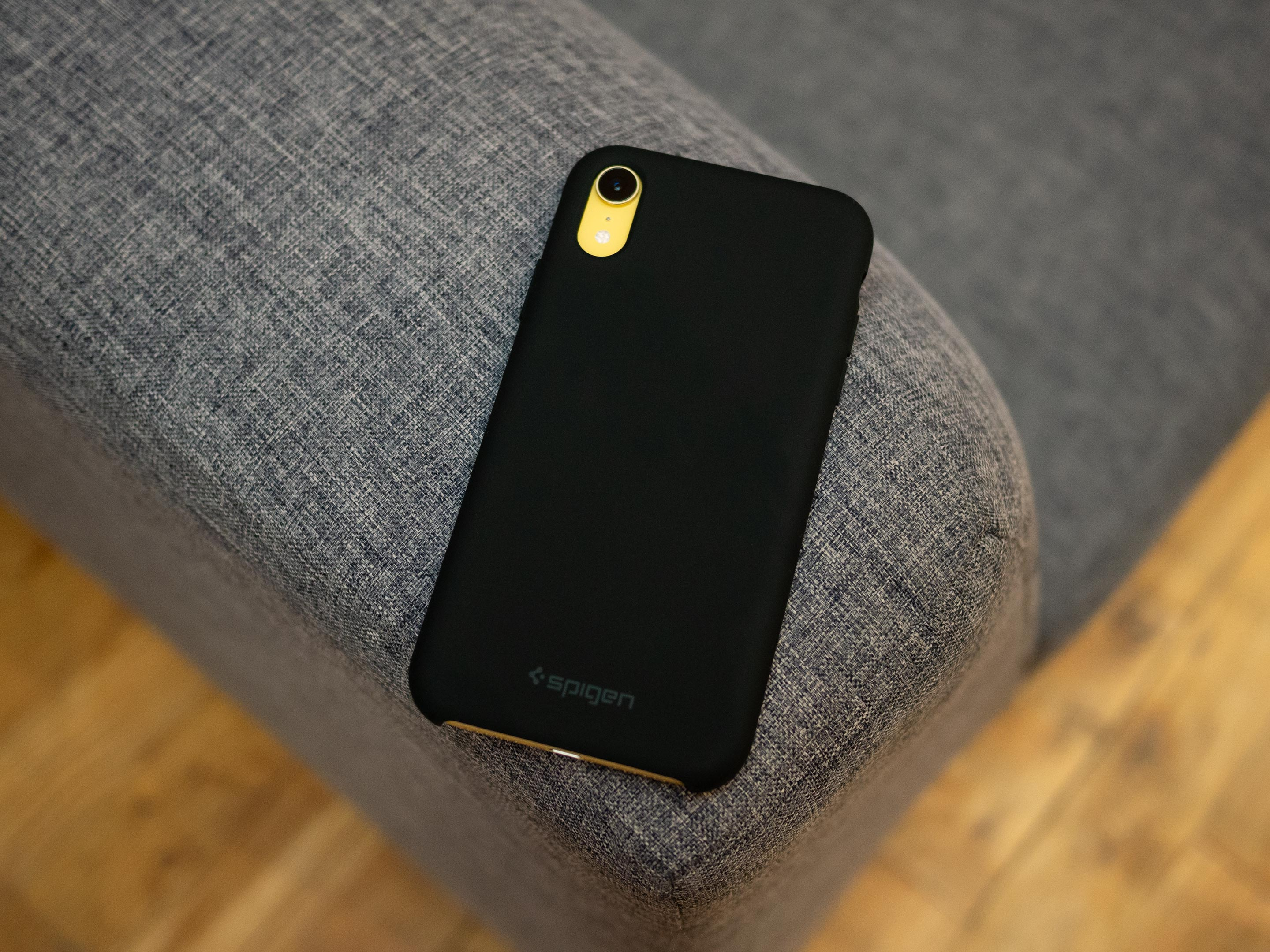 iPhone XR Silicon Fit iPhone XR case