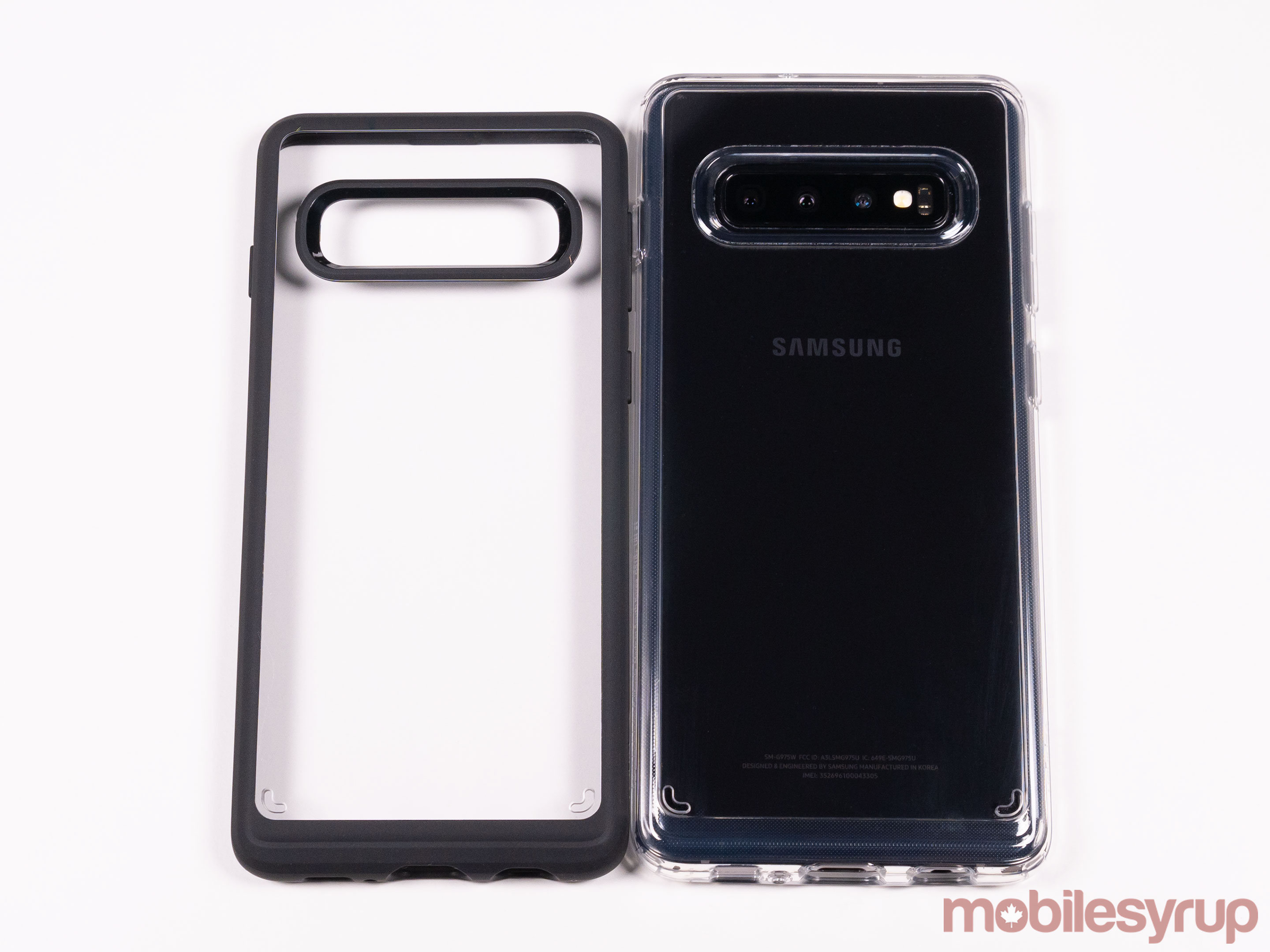 pretty nice 32443 e68d4 Here's Spigen's Samsung Galaxy S10, S10+ and S10e cases