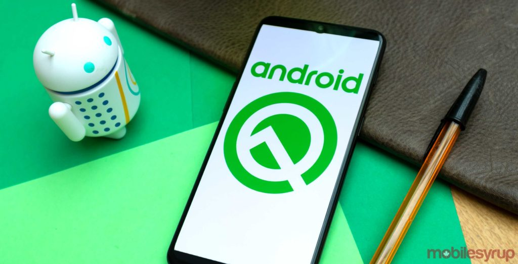 Google is testing improved navigation gestures in Android Q