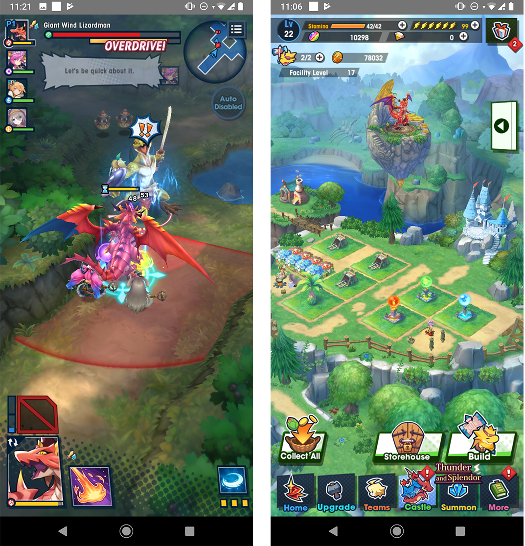 Nintendo's Dragalia Lost combines impressive storytelling and great