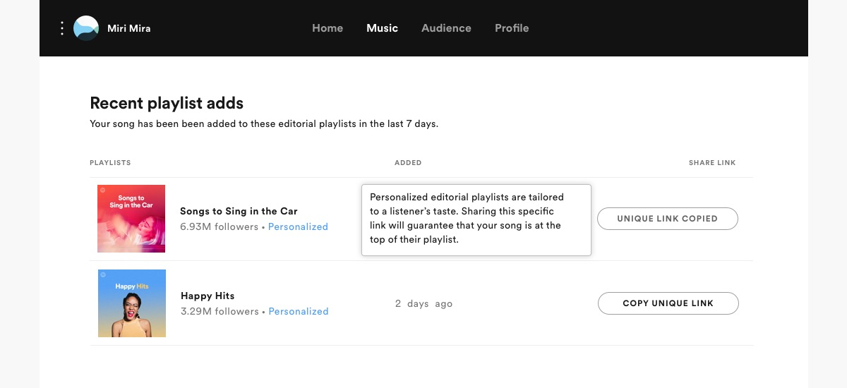 Spotify is going to use algorithms to personalize even more