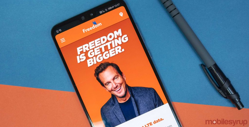 Freedom Mobile turns on wireless network in Lindsay, Ontario