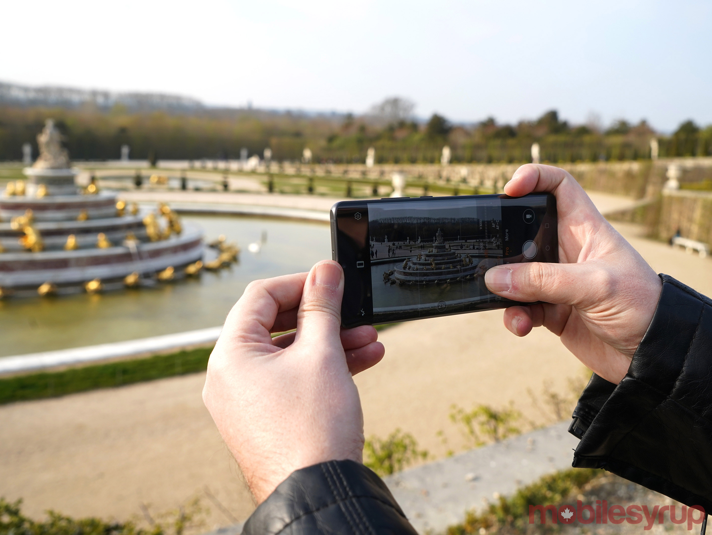 Huawei P30 Pro shooting