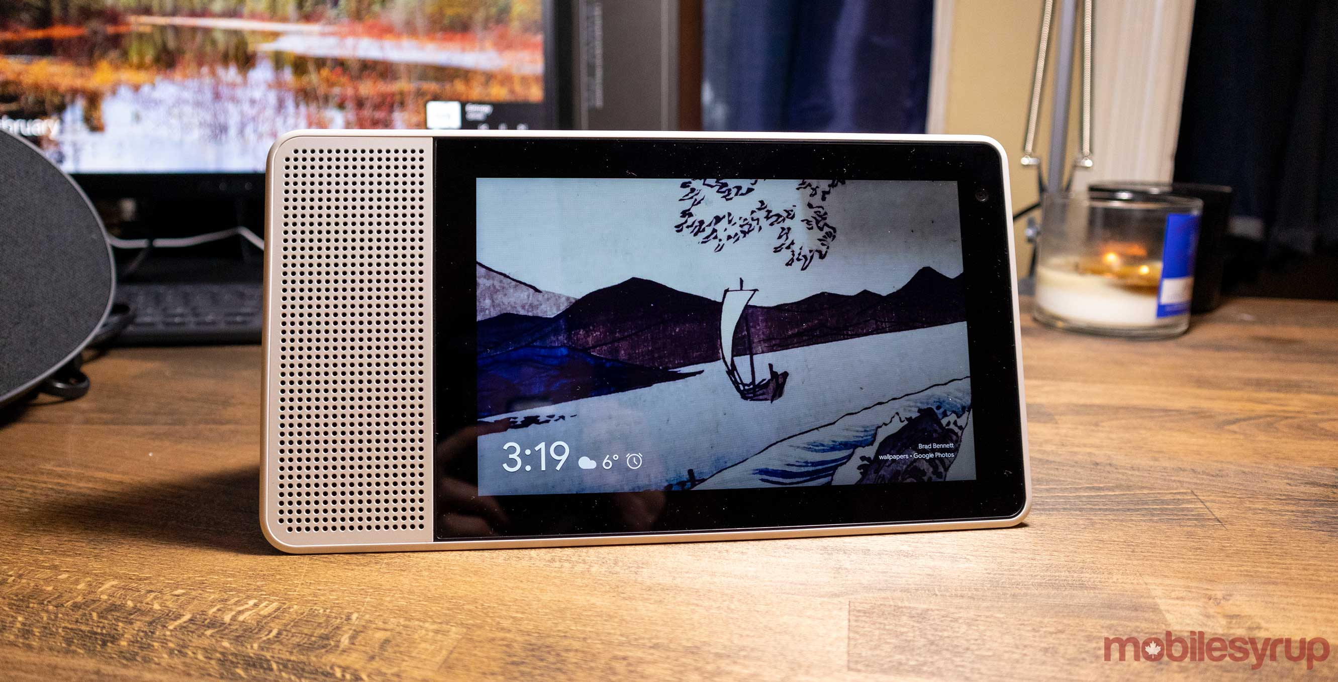 Best Buy and The Brick selling Lenovo Smart Display with Google Assistant for $129