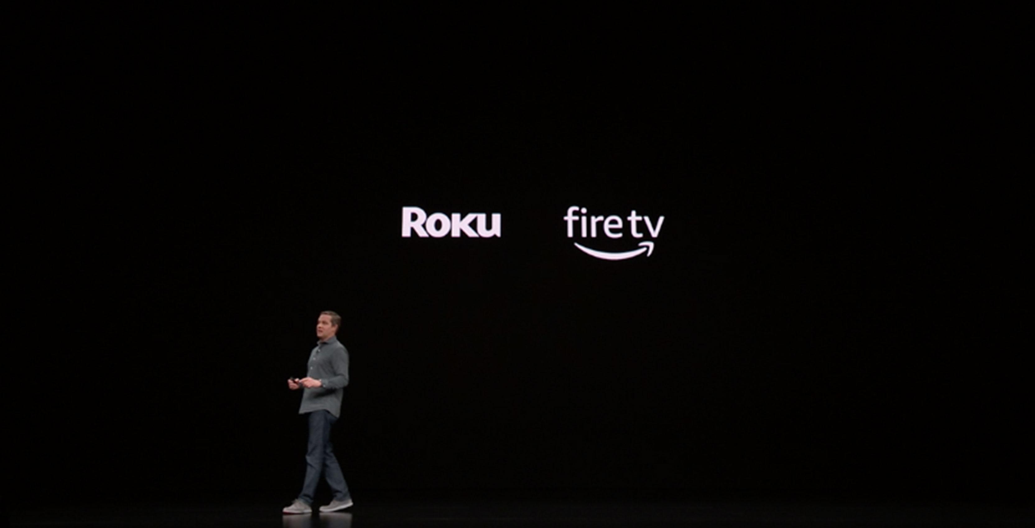 Apple's new Apple TV app is on Roku, Fire TV devices plus smart TVs
