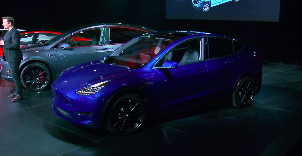 How much is tesla model y