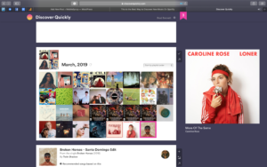 Independent Spotify project makes discovering new music super easy