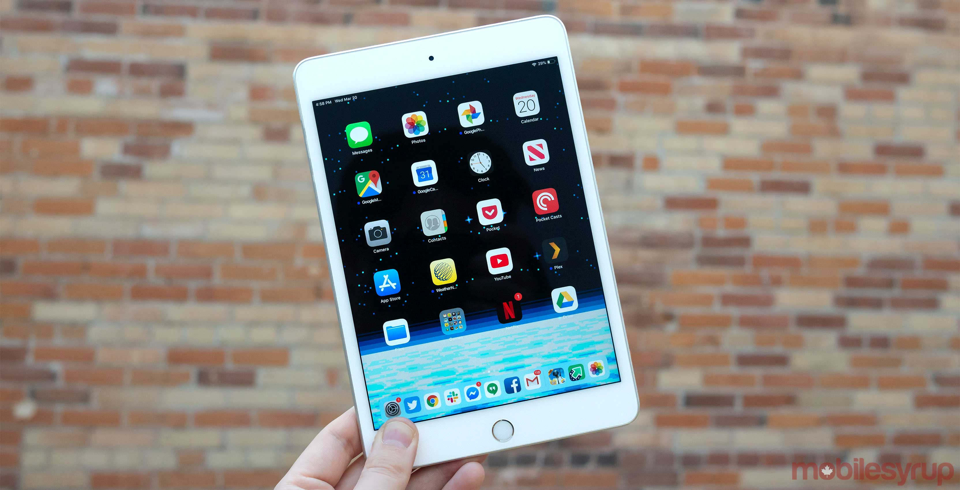 Ipad Mini 2019 Review Tiny Power