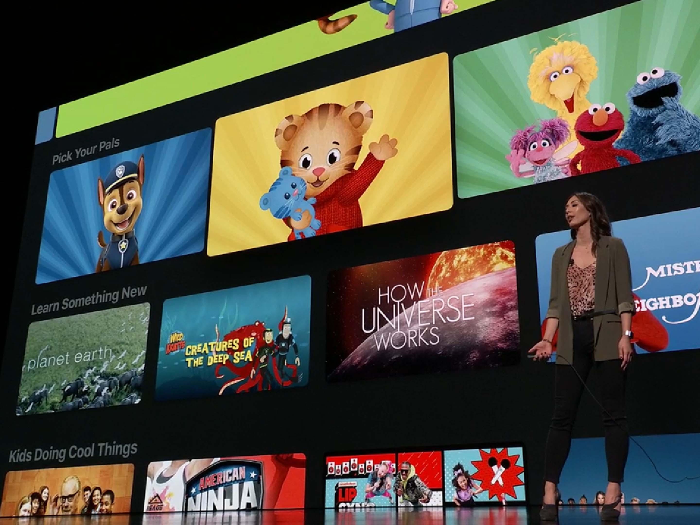 Apple unveils Apple TV Channels for dedicated entertainment