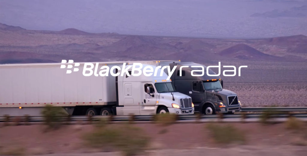 BlackBerry launches new asset monitoring solution called Radar H2