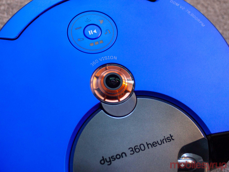 Dyson 360 SLAM module