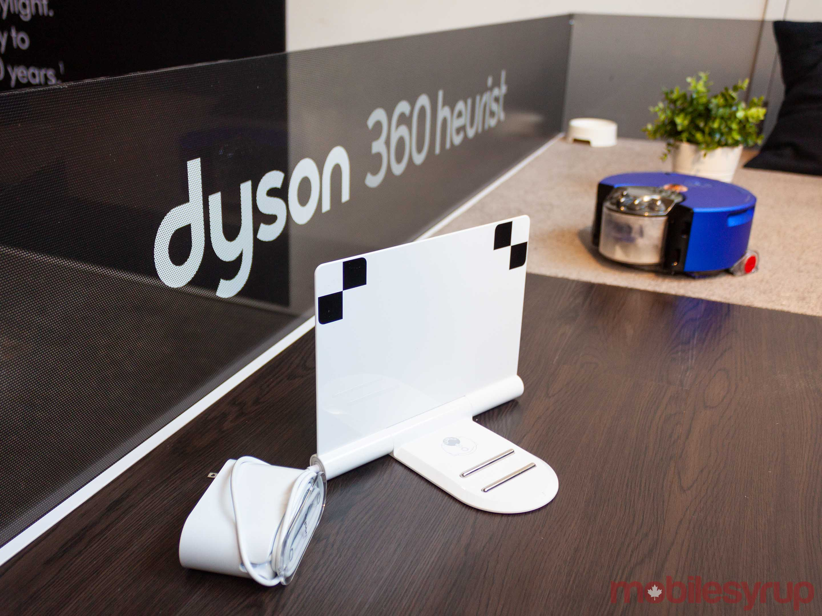 Dyson 360 Heurist charging pad