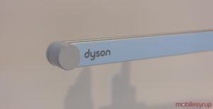 Dyson brings new smart vacuums, fans and lights to Canada