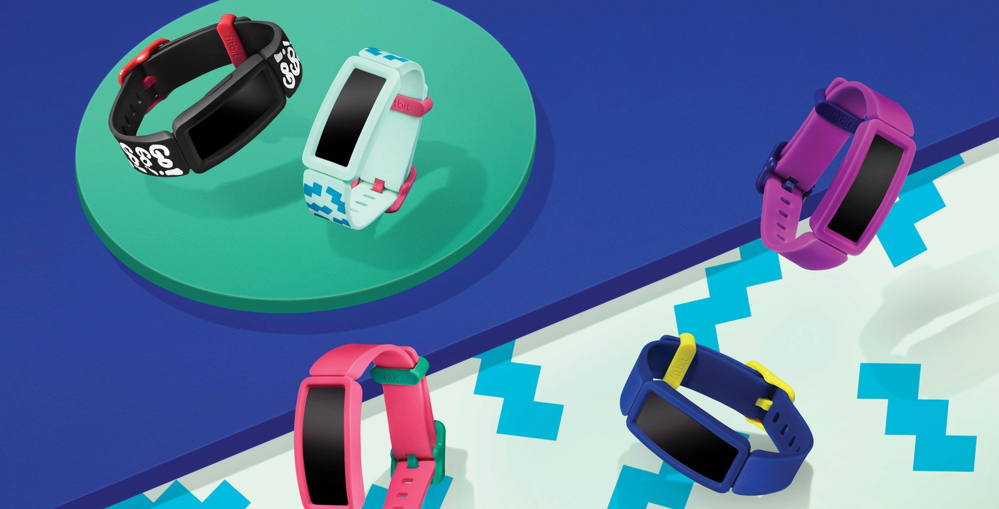 Fitbit's kid-friendly tracker gets a fun new design