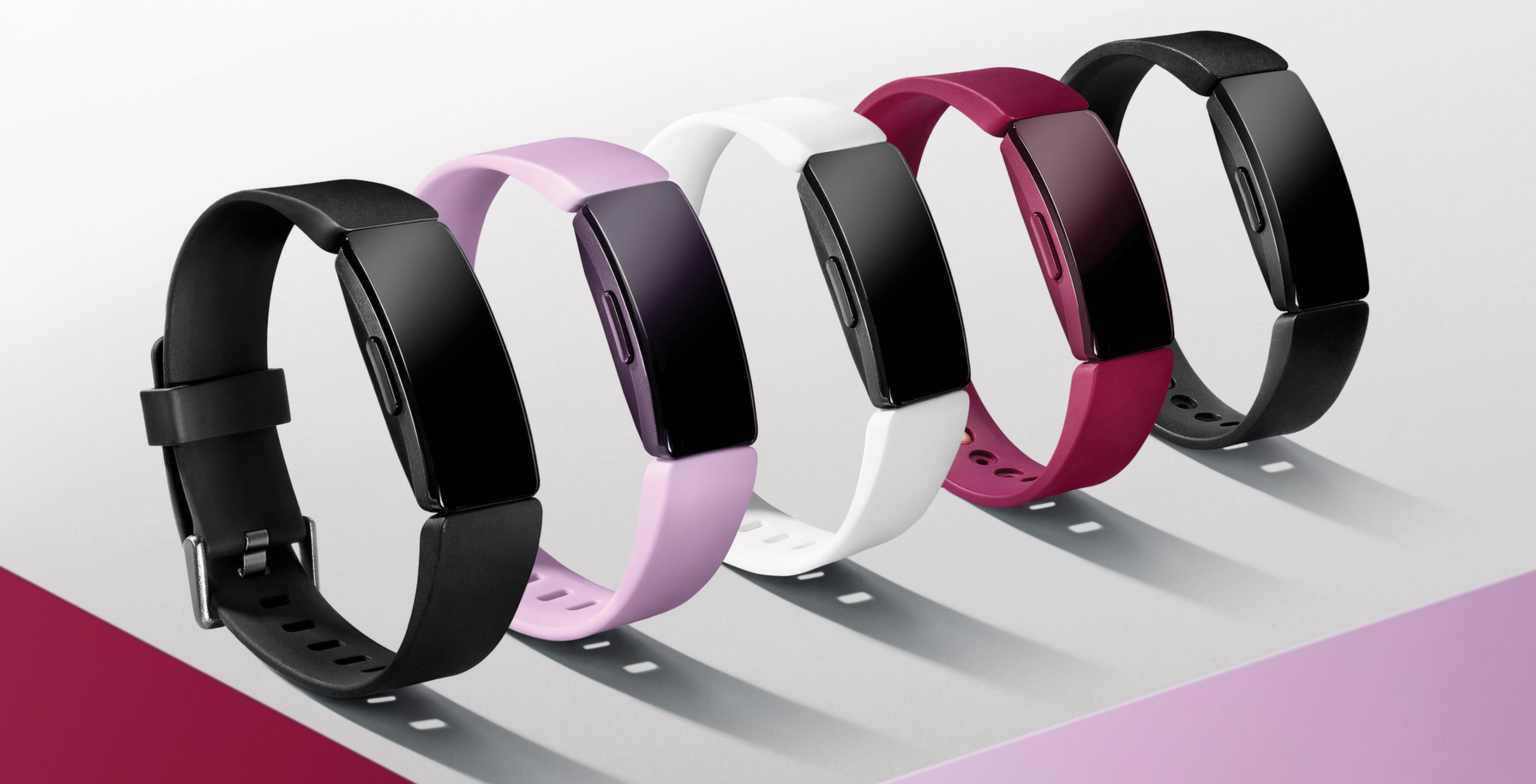 Fitbit's new Inspire lineup of affordable trackers