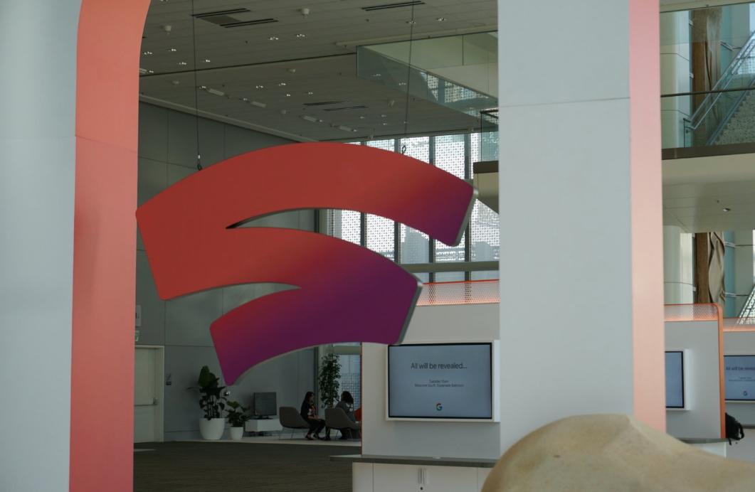 google stream logo