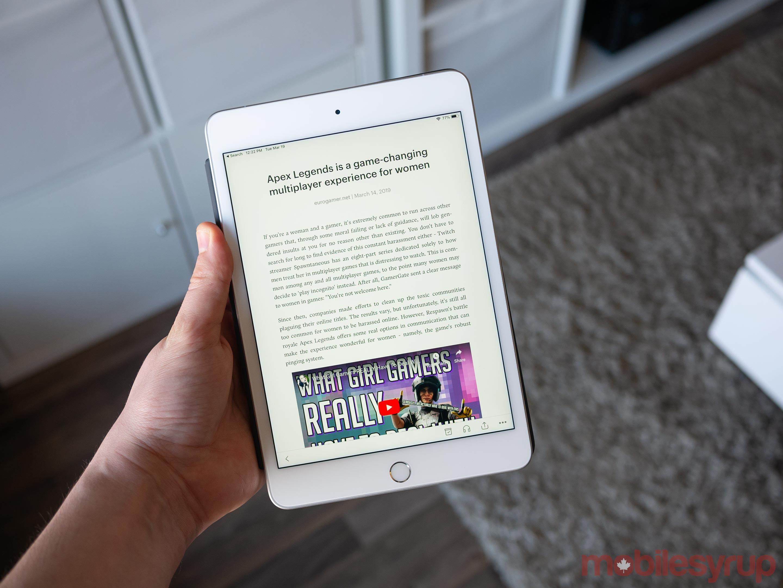 iPad Mini Pocket