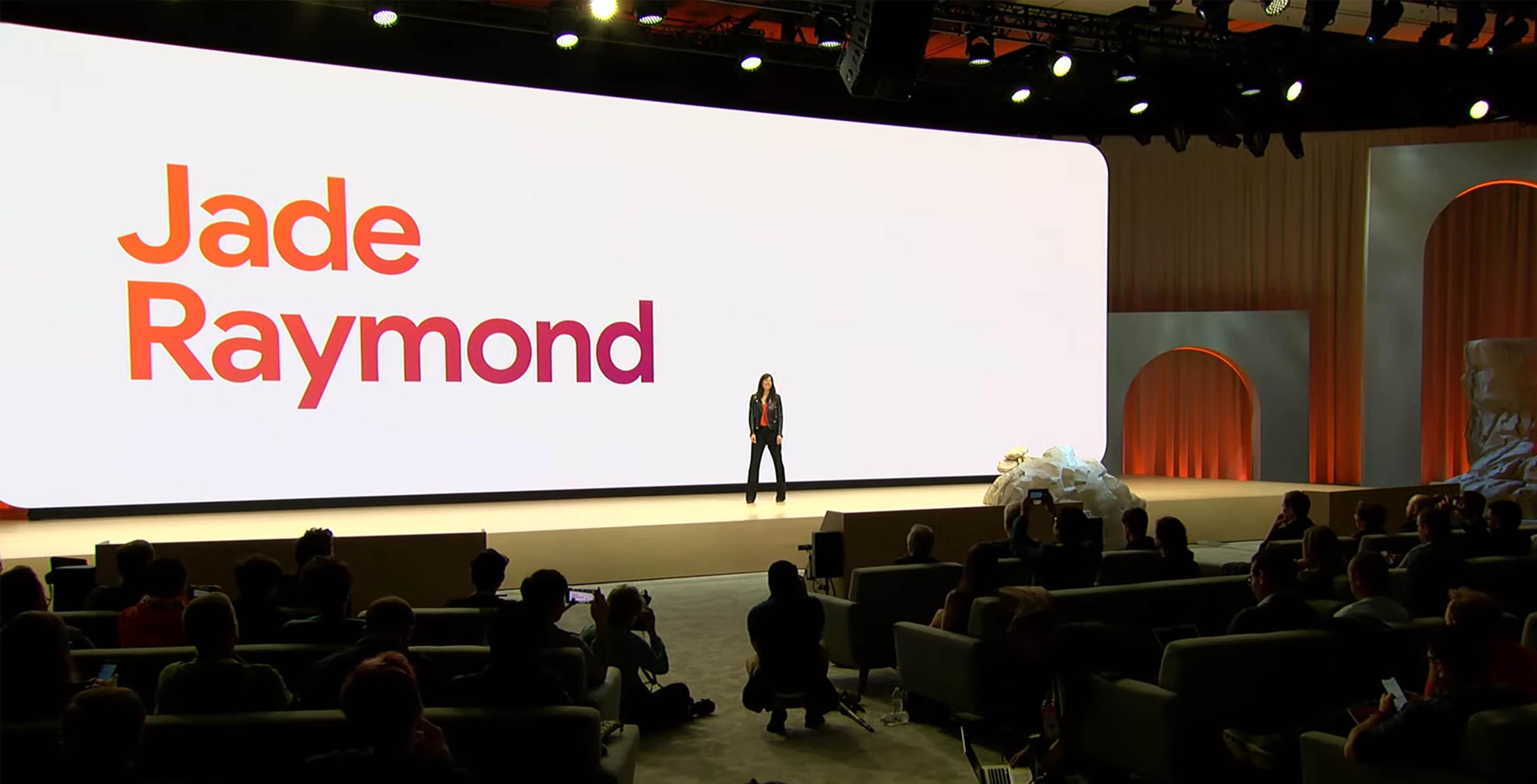 Jade Raymond