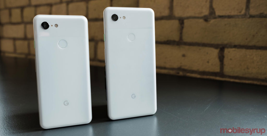 Alleged official renders of the Google Pixel 3a and 3a XL surface online