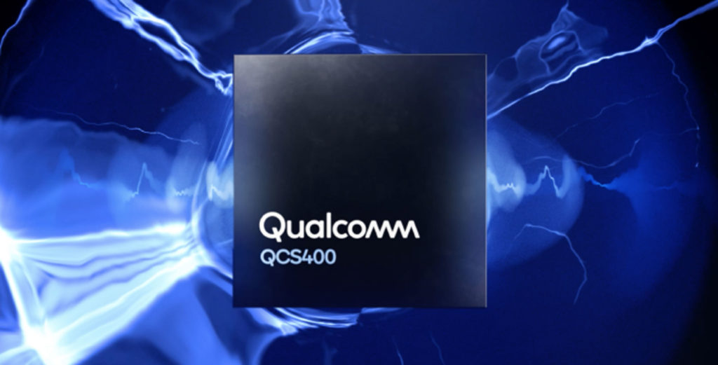 Qualcomm's new QCS400 wants to be the Snapdragon of smart speaker chipsets