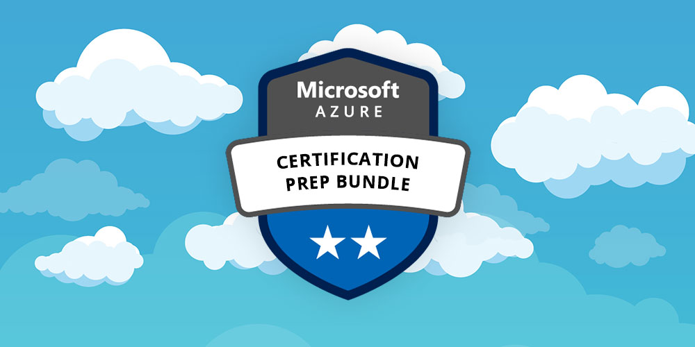 Prep for the Microsoft Azure cert exams and become a cloud developer for $25