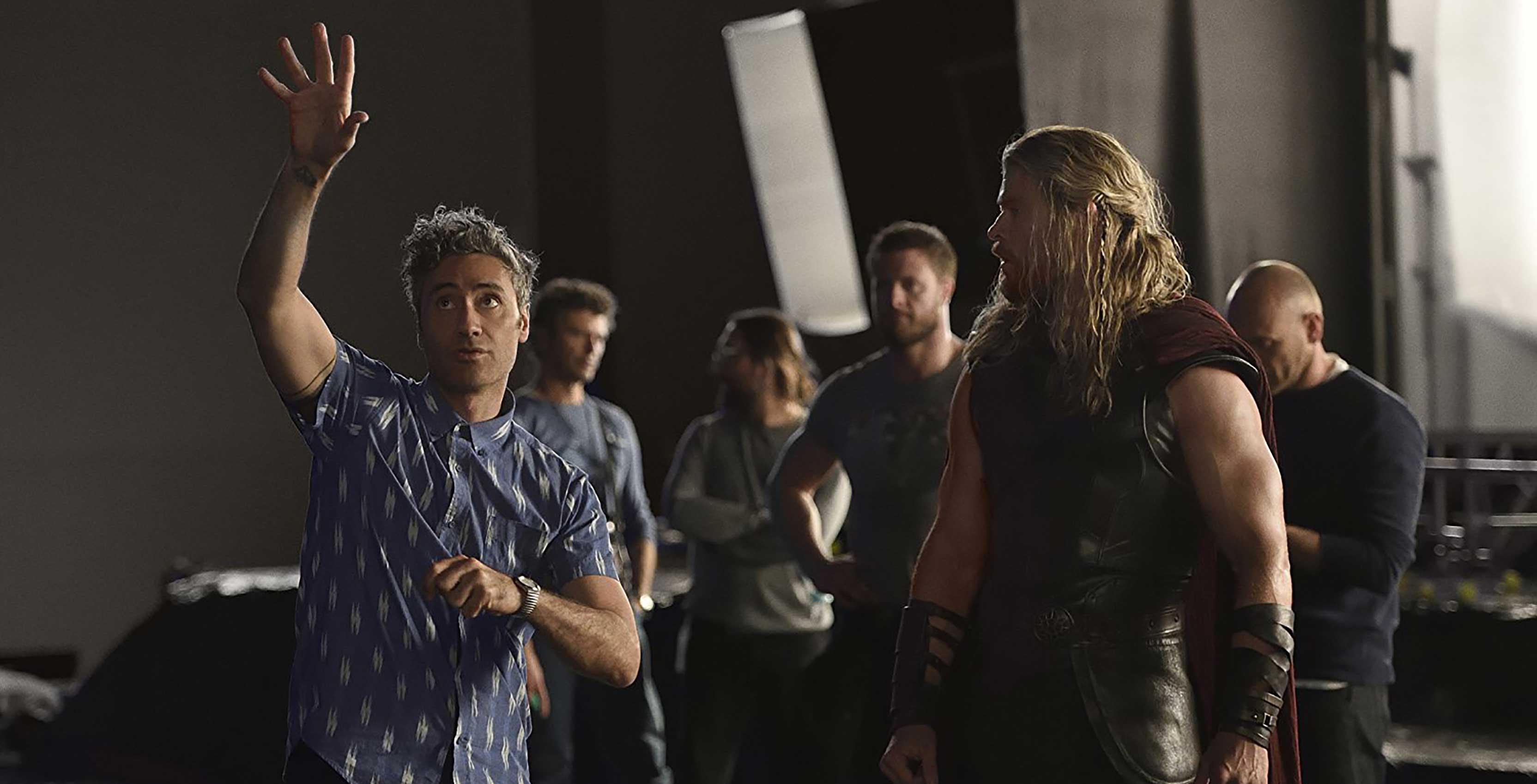 Taika Waititi: Thor Ragnarok