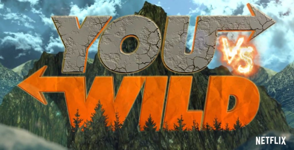 Netflix announces 'You vs Wild,' a Bear Grylls interactive survival show
