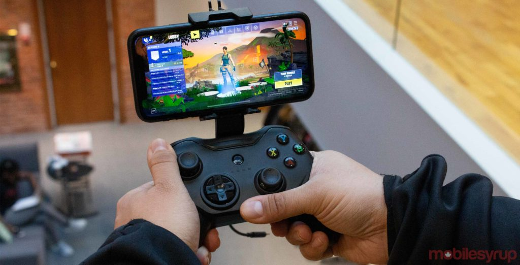 Rotor Riot wired controller: Bridging the gap between mobile and console gaming