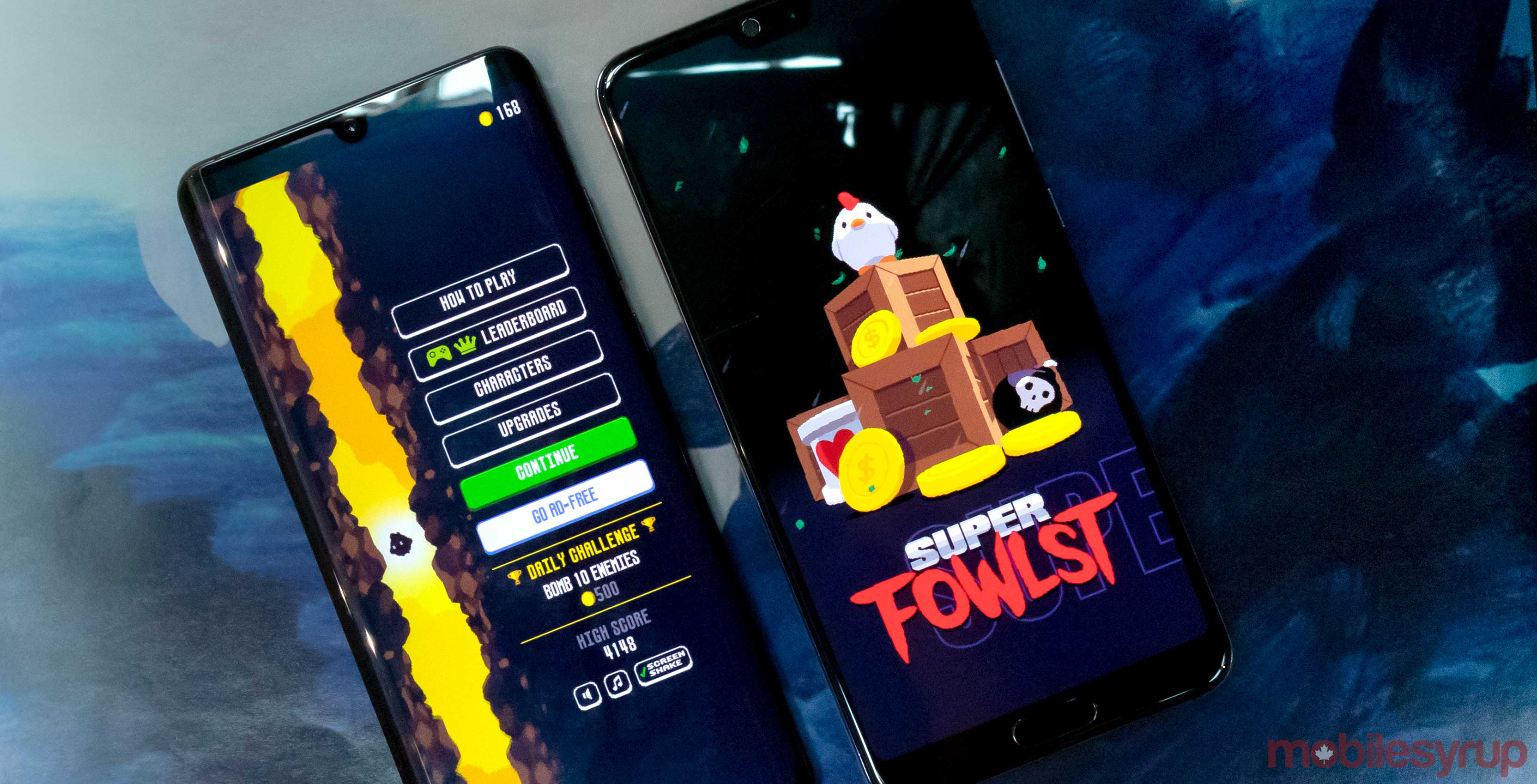 Super Fowlst is the insane, chicken-based platformer you need to