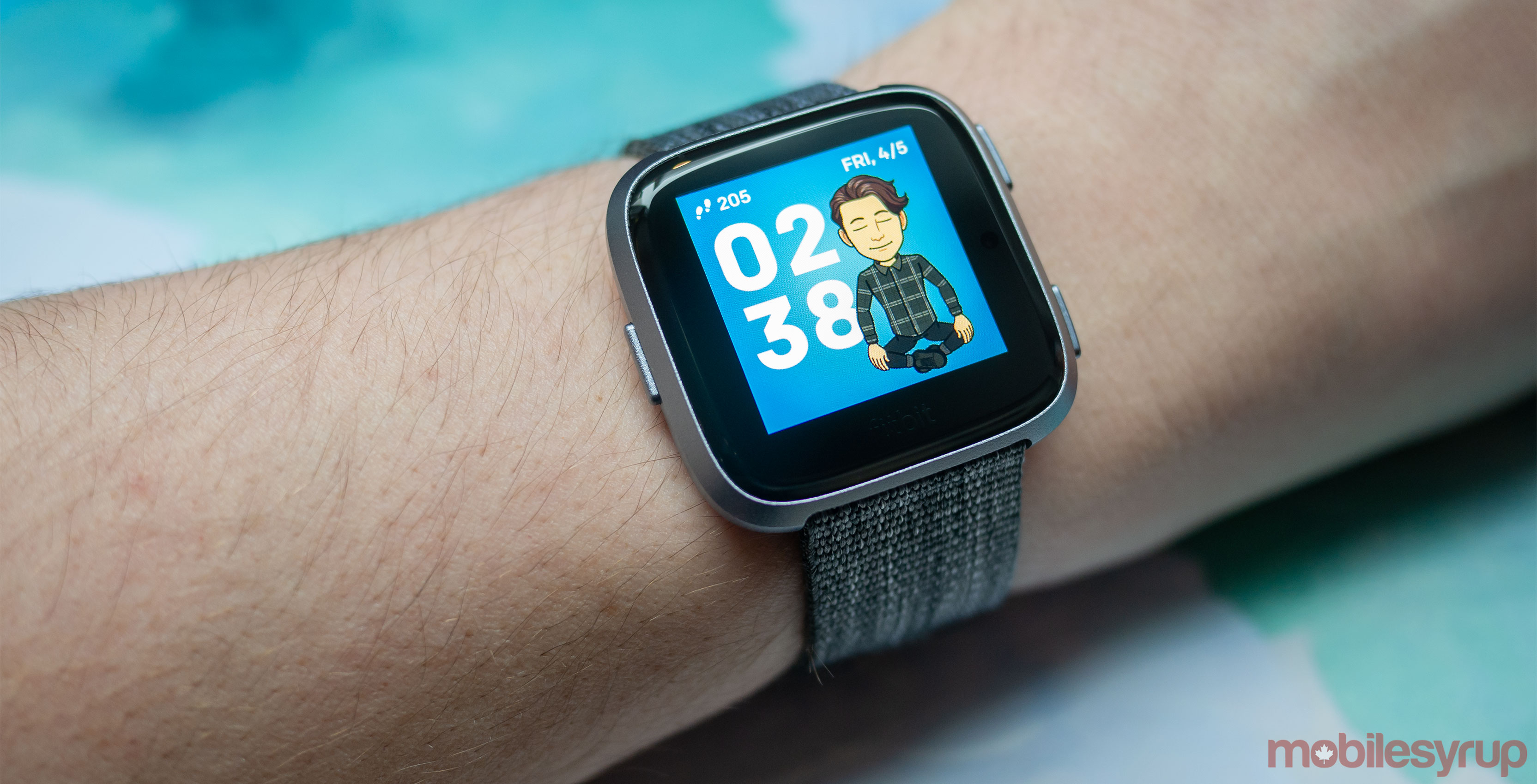 Fitbit joins forces with Snapchat to bring Bitmoji to its smartwatches