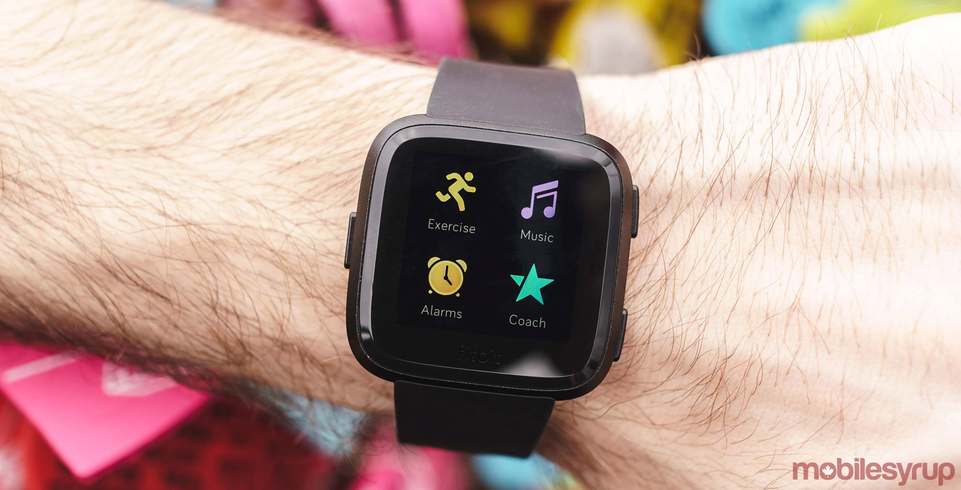 Up to date | Fitbit and Snapchat just teamed up to make fitness a bit