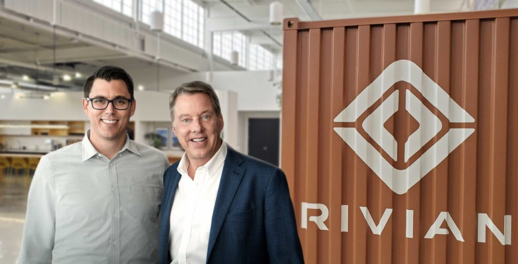 Ford invests $500 million into EV company Rivian to build electric Ford