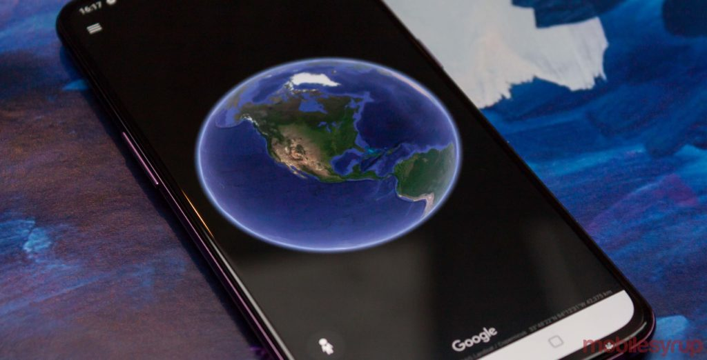 Google Earth Timelapse is now available on your phone