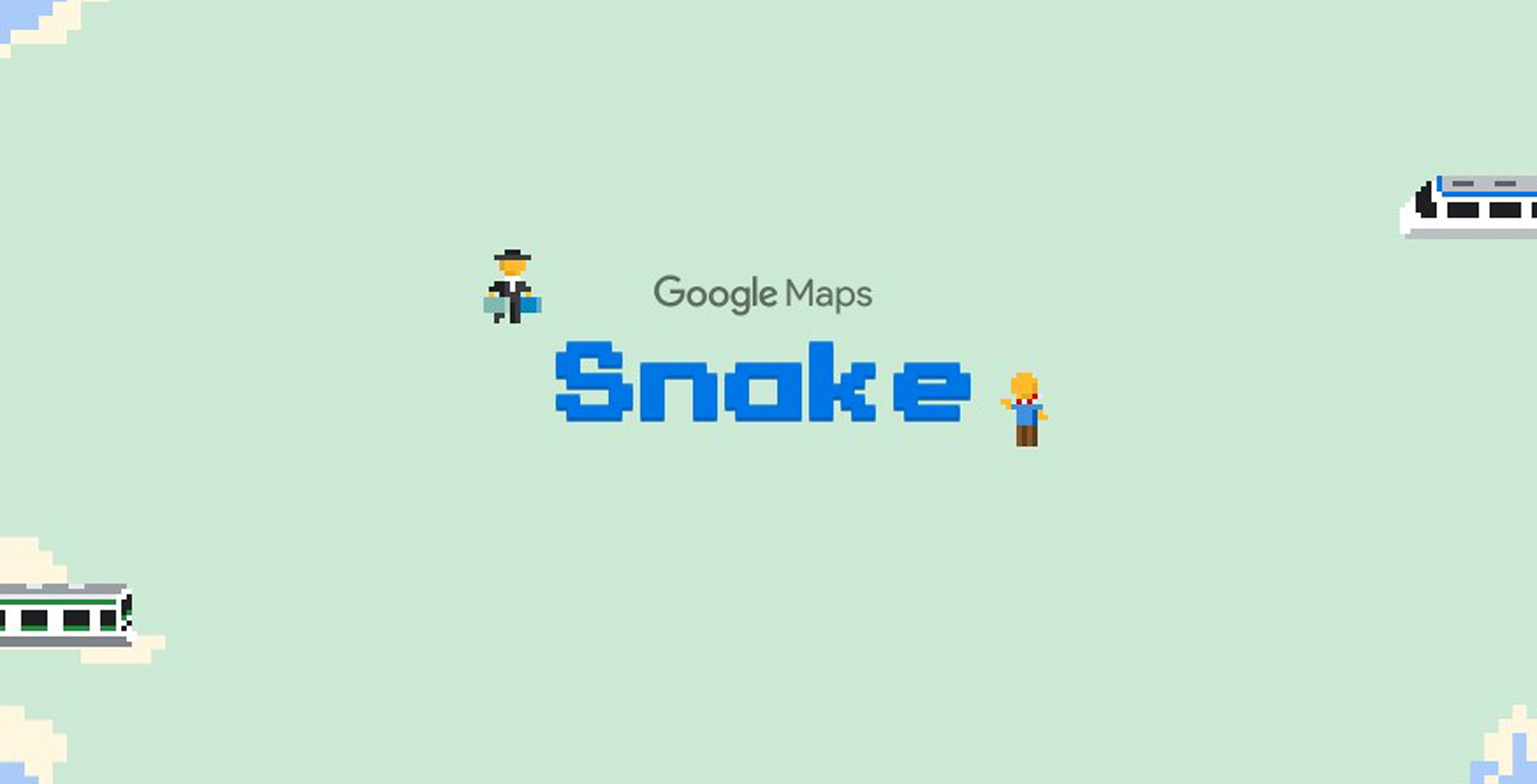 Play Snake on Google Maps for April Fools 2019