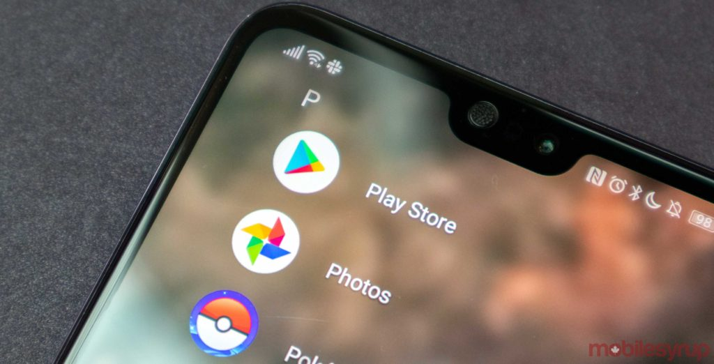 Google Play Store is about to updated with Google's modern Material theme
