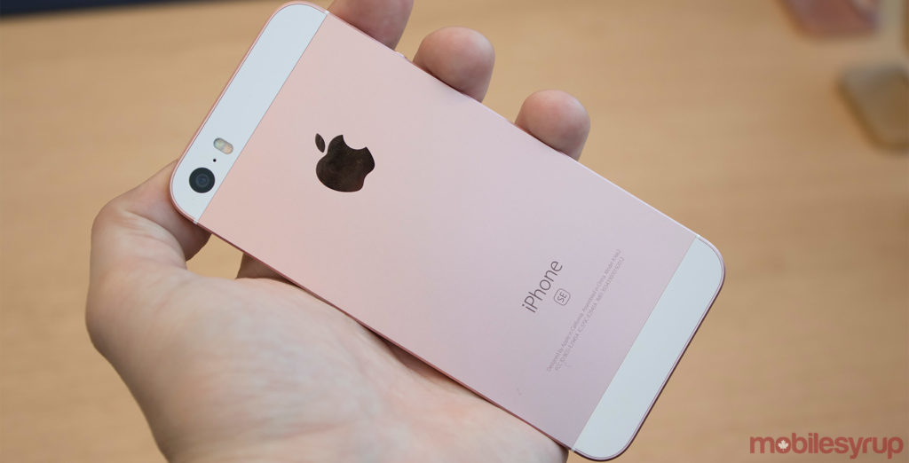 Apple rumoured to still be working on an iPhone SE 2