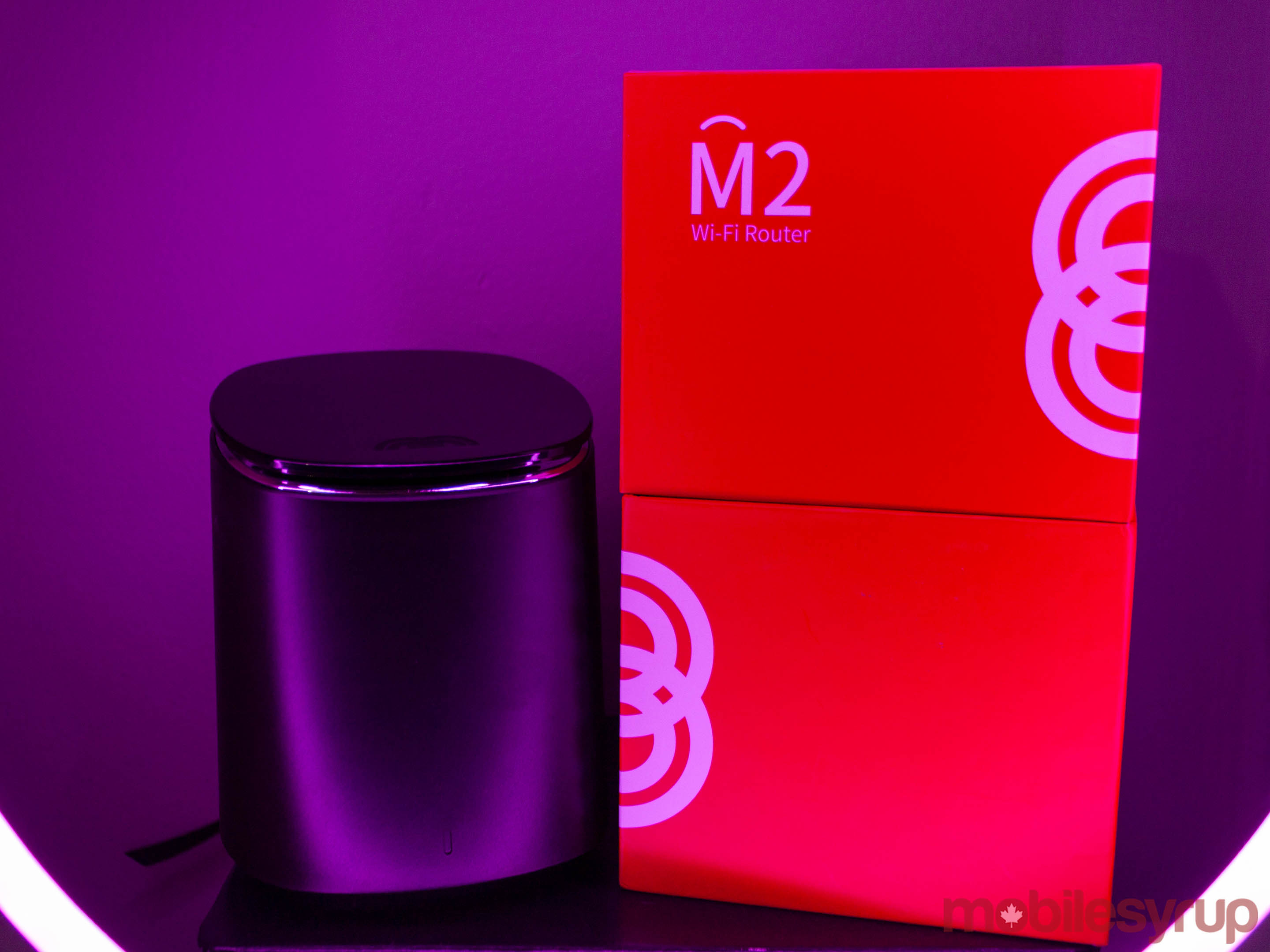 Mercku M2 with box