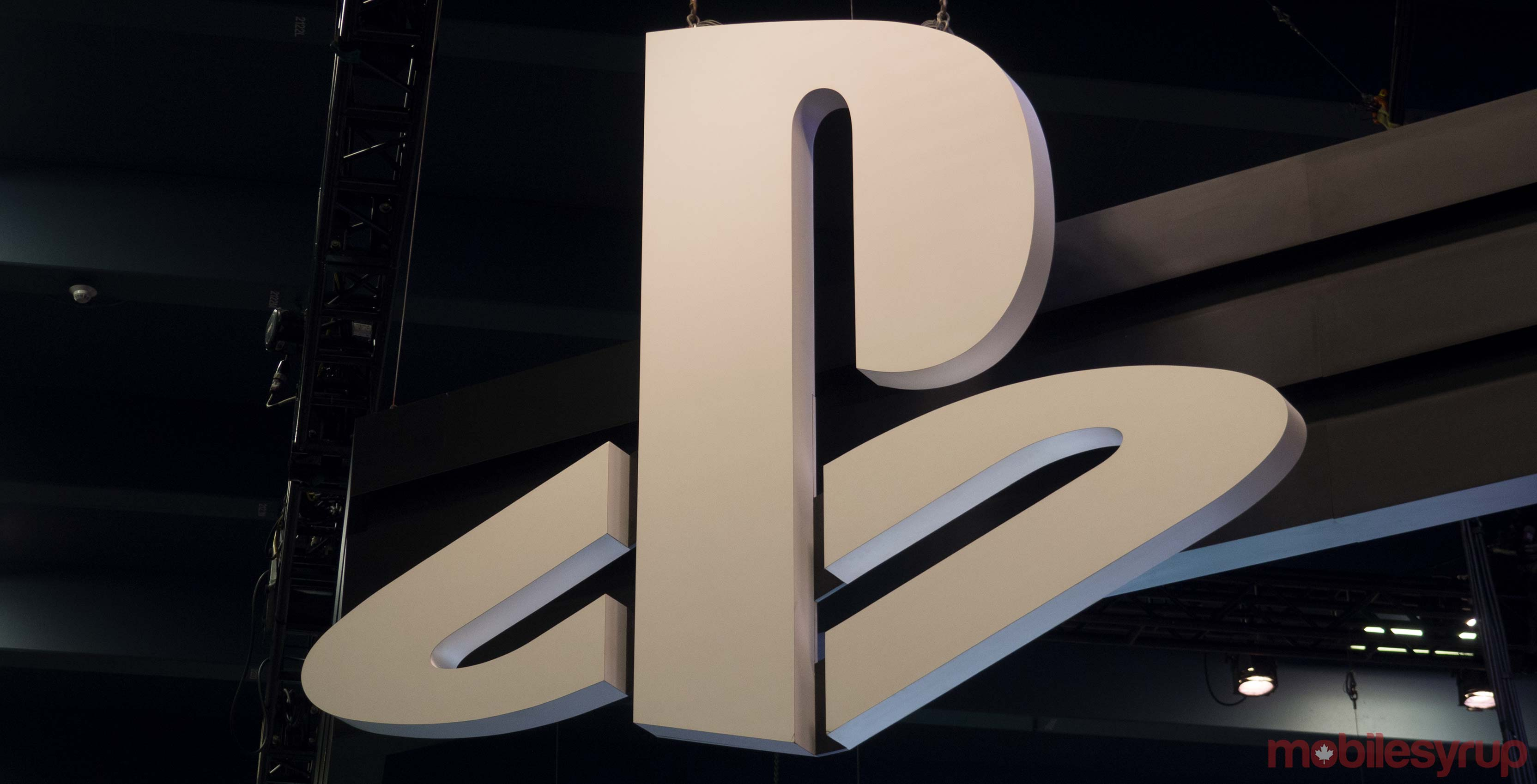 PlayStation header