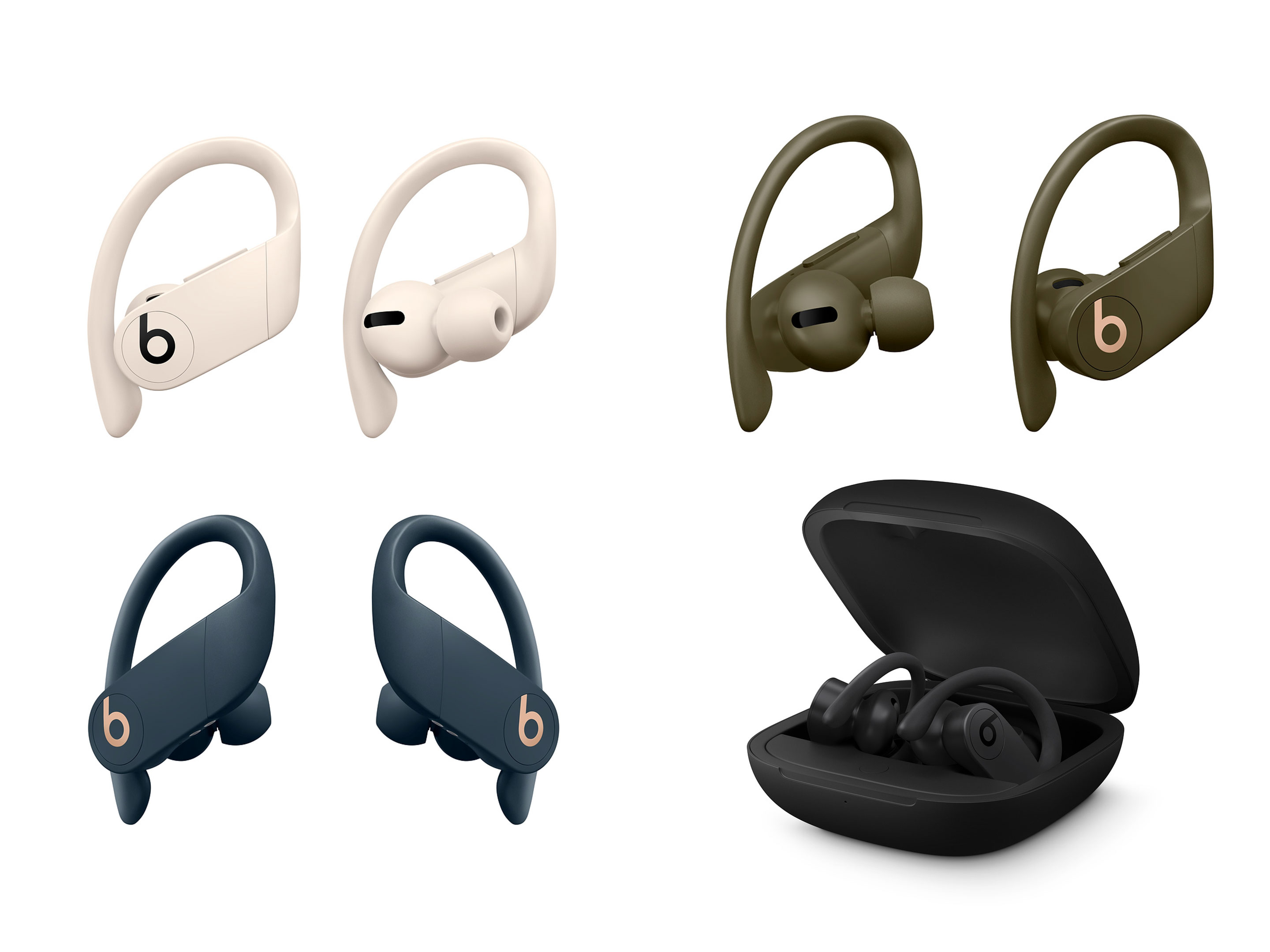 1ecf2cc4413 Feature-wise the Powerbeats are very similar to Apple's AirPods, but they  feature better battery life, coming in at nine hours per charge.