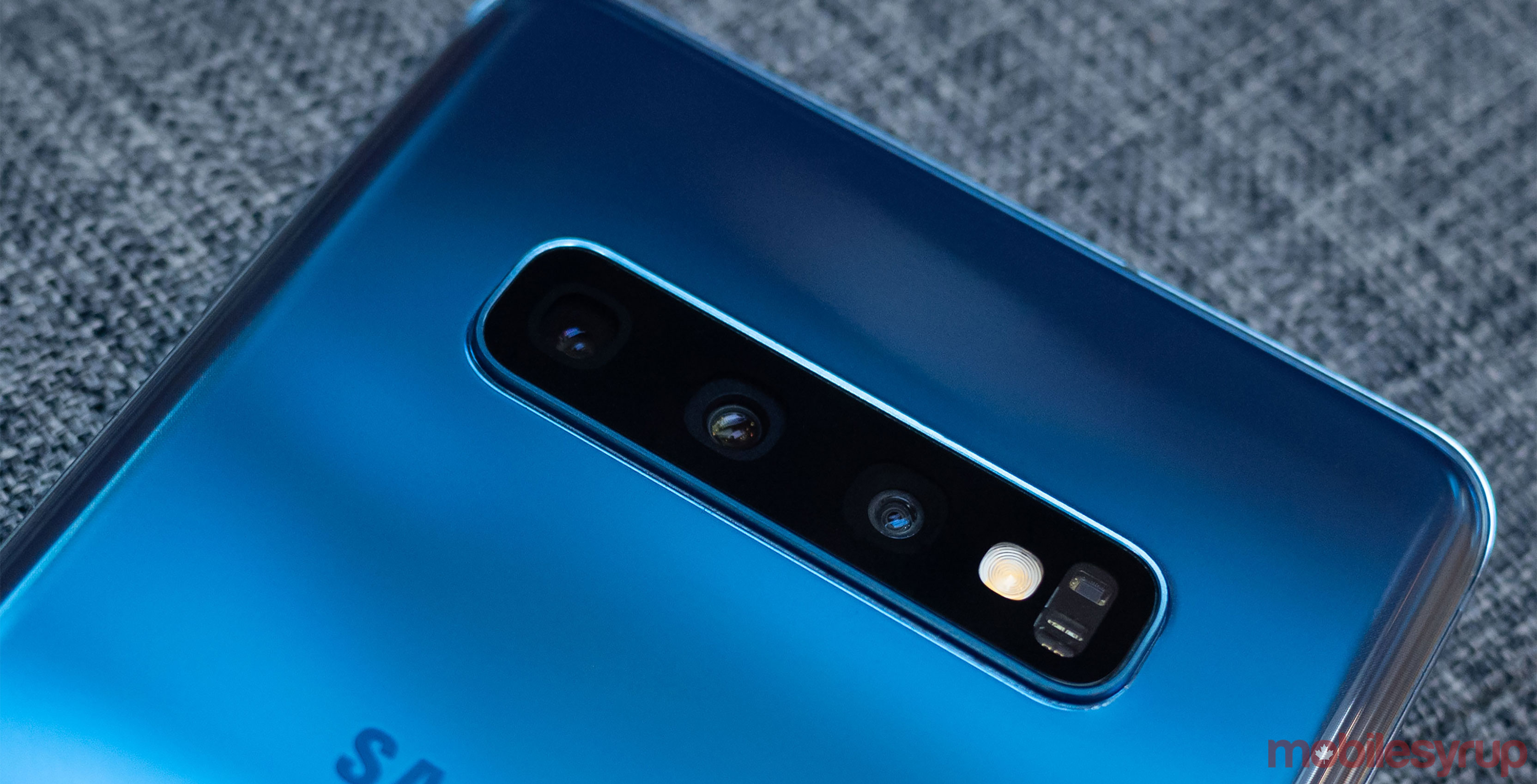 Samsung Galaxy S10 and S10+ get dedicated 'Night Mode' with