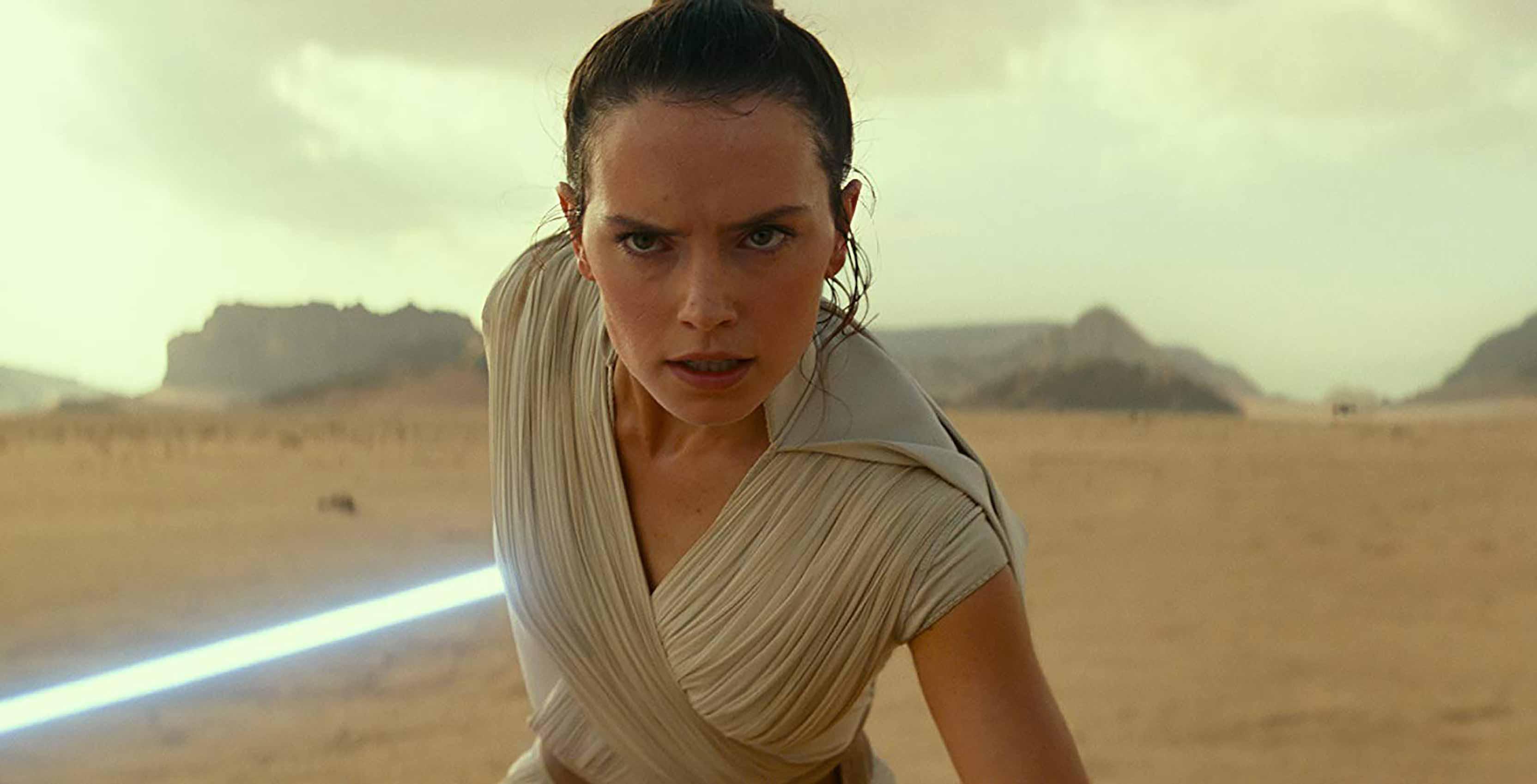 Star Wars Episode IX Rey