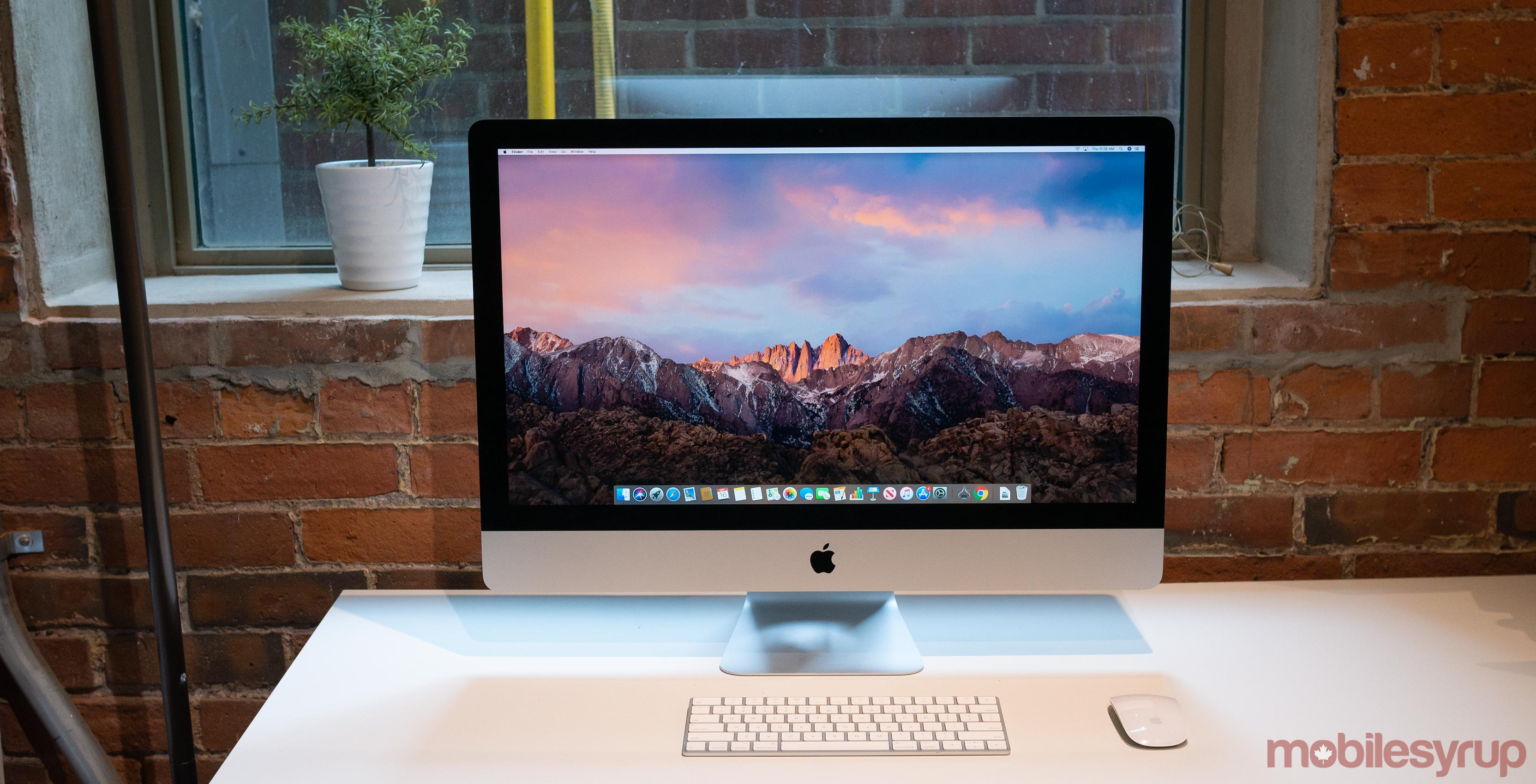 A Look At Apple's 27-inch 5K IMac (2019