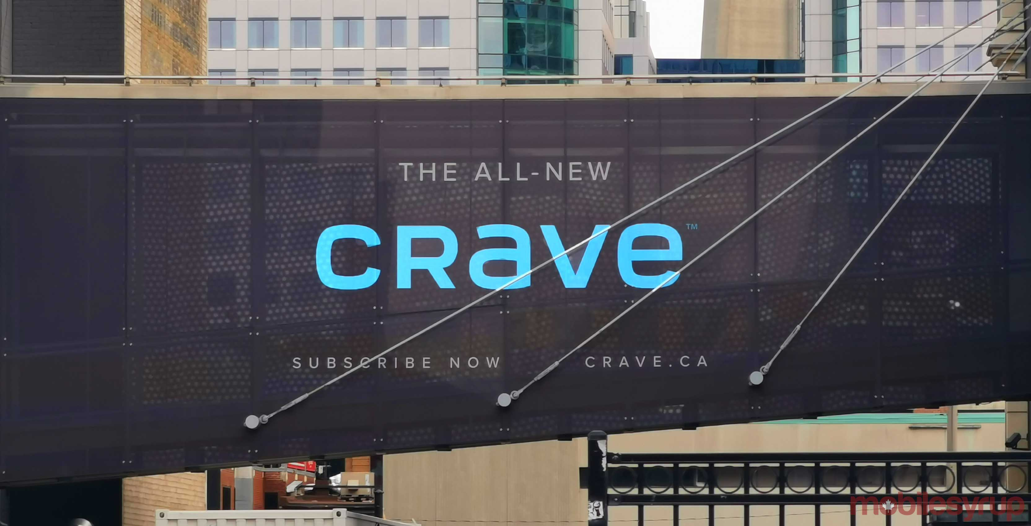 Latest Crave update breaks app on Samsung smart TVs