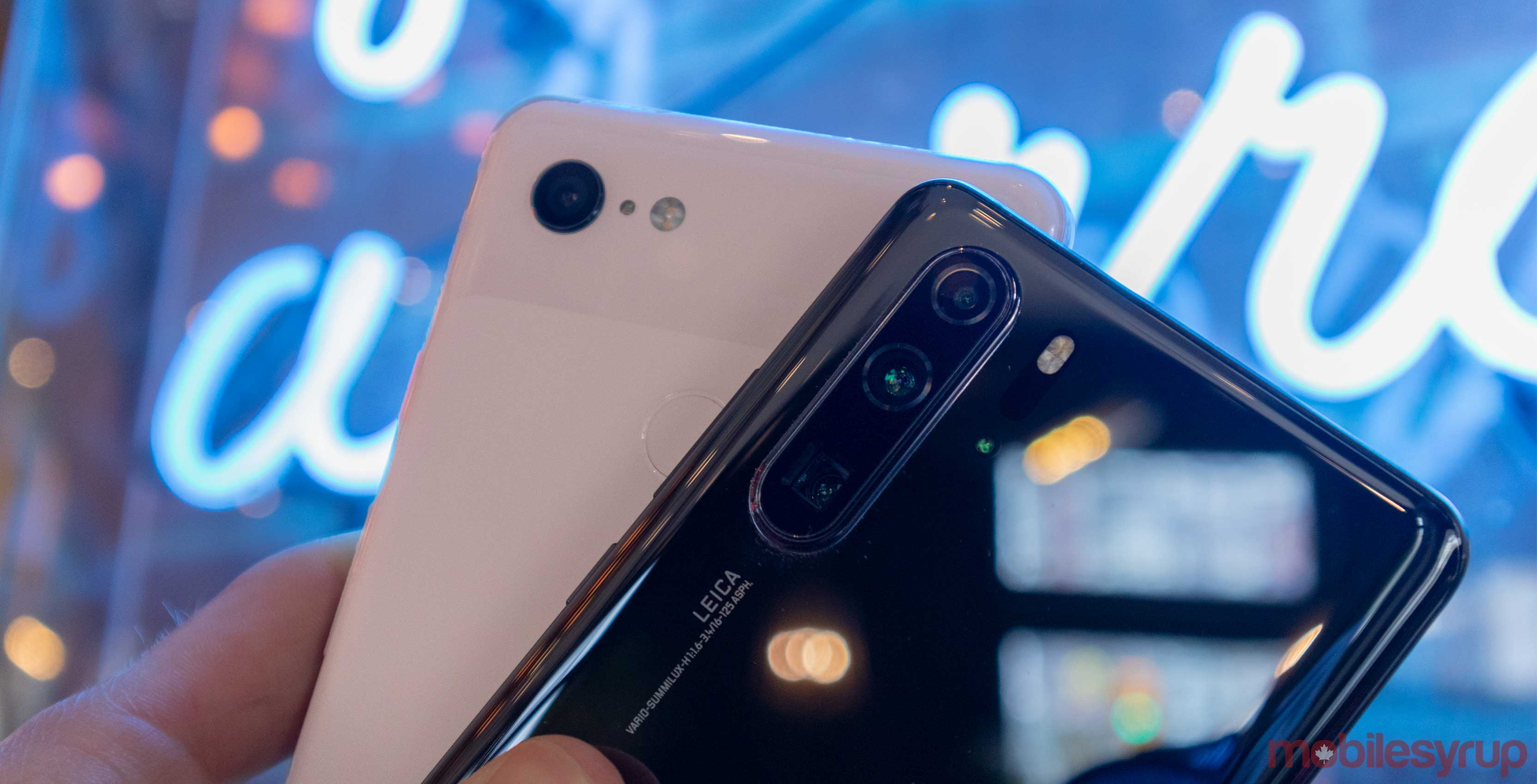 Here's how the Huawei P30 Pro camera stacks up against the
