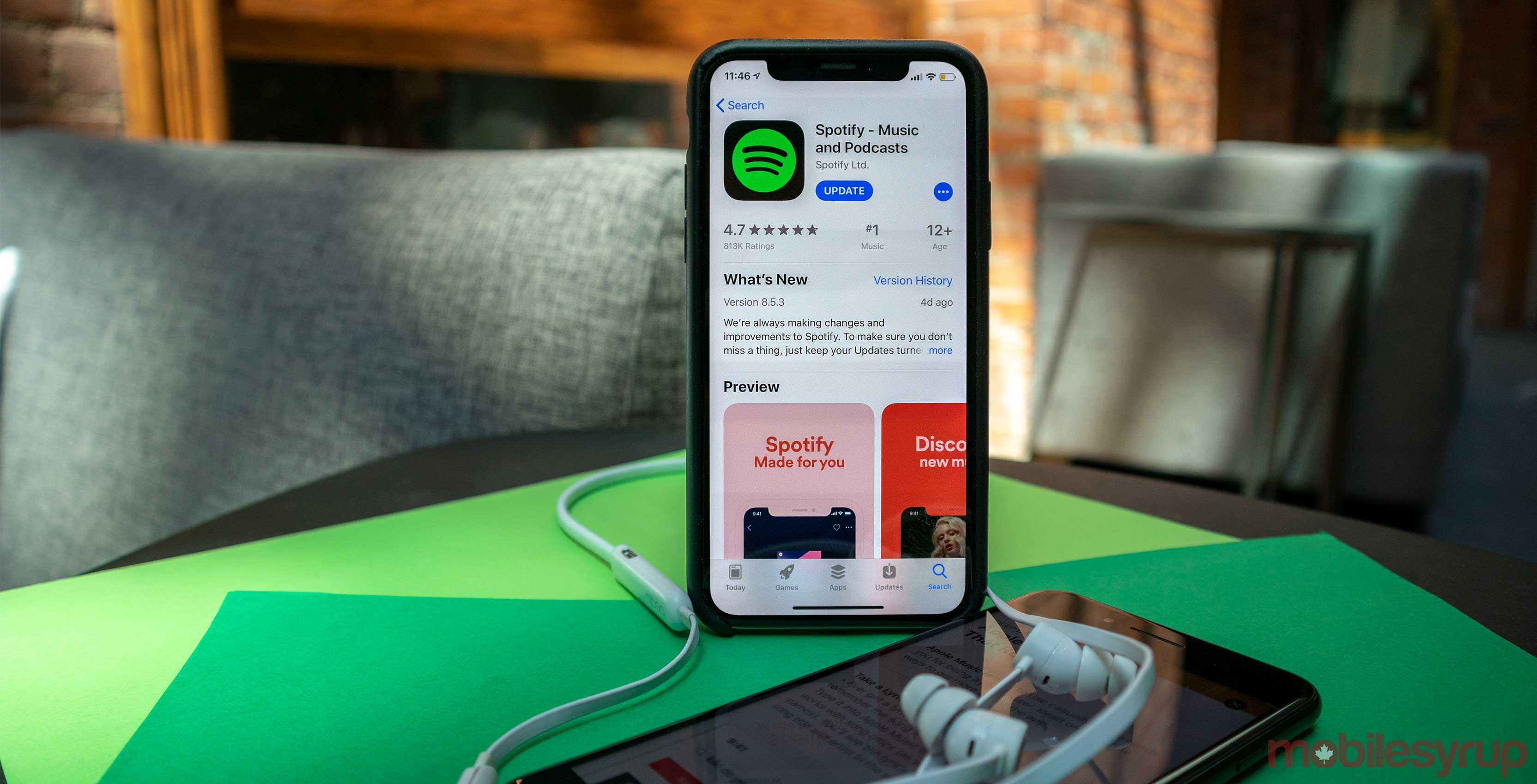 Spotify adding new features to Premium Family plan