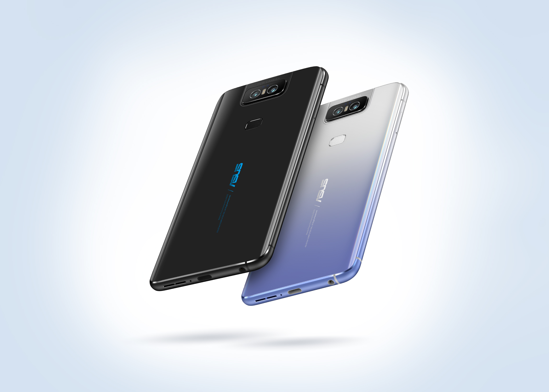 Asus announces ZenFone 6 with flip-up cameras and 5,000mAh