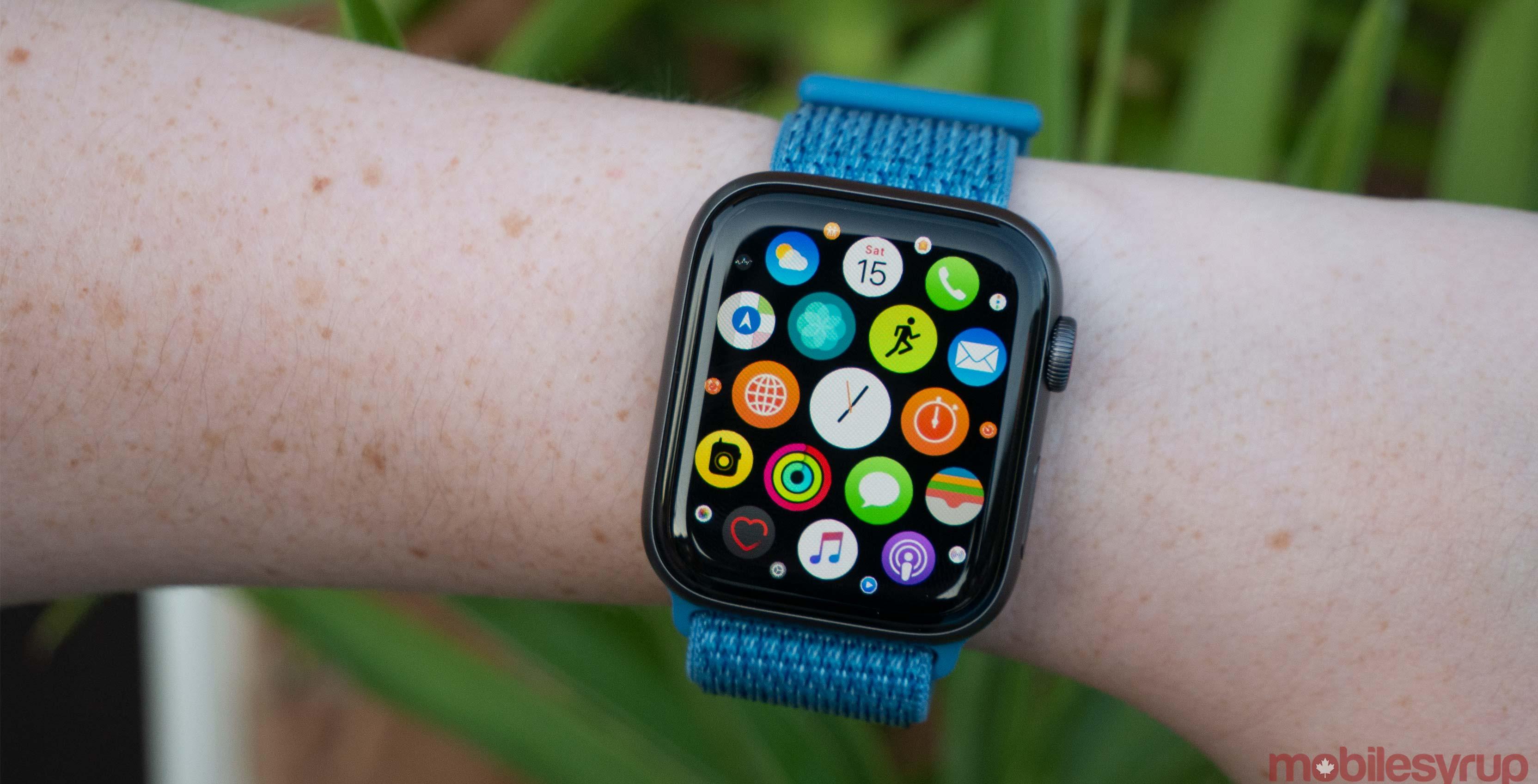 virtual keyboard apple watch