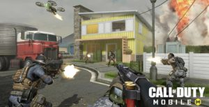 Call of Duty: Mobile combat