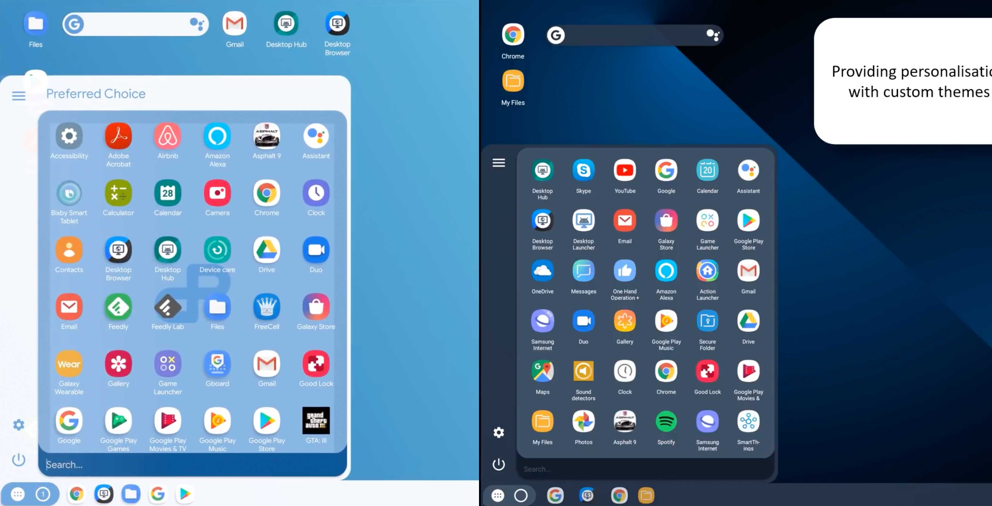 Developer builds launcher for Android Q with fantastic
